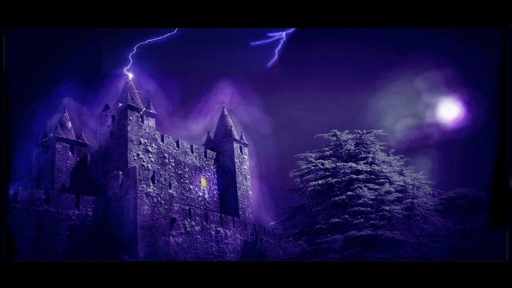 La noche del fin de los tiempos - Una novela de Raymond Gali - Fortaleza Urk-Ubar