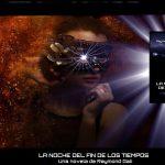 La noche del fin de los tiempos - Raymond Gali - Máscaras Exóticas