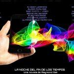 """Teléfono Móvil más avanzado del mundo. De la novela """"LA NOCHE DEL FIN DE LOS TIEMPOS"""" de Raymond Gali"""